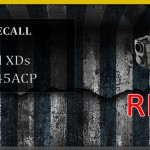 URGENT: Springfield XDs 45 and XDs 9mm Recall