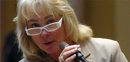 """Rep. Leslie Combs accidentally discharges firearm in office, says """"I'm a gun owner. It happens."""""""