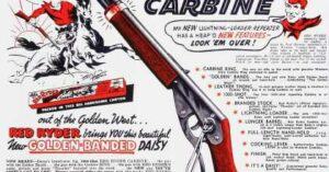 Vintage Gun Advertisements From The 1900s to 1980s