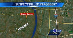 CCW IN ACTION: Dairy Queen Employee Shoots And Kills Robbery Suspect In Albuquerque