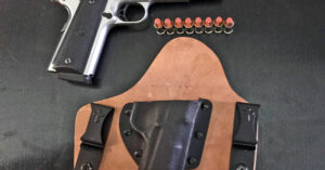 Concealing Full Size Pistols: Don't Be Afraid To Take Them Out Of The Safe