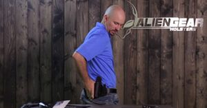 [VIDEO] How To Wear And Adjust A Concealed Carry IWB Holster
