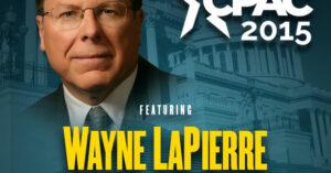 [LIVE VIDEO] Wayne LaPierre At CPAC 2015 (Live Stream 1:20PM EST)