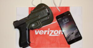 Second Amendment Friendly Verizon Store