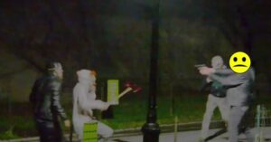 """[VIDEO] Killer Clown """"Prank"""" Goes Very Wrong When They Encounter An Armed Citizen"""