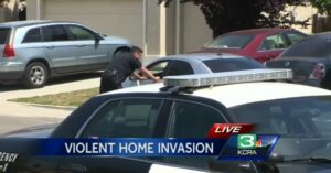 One Suspect Accidentally Shoots Another Suspect During Violent Home Invasion