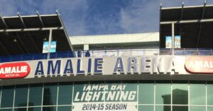 Man Faces Charges After Bringing Concealed Firearm To Tampa Bay Lightning Game
