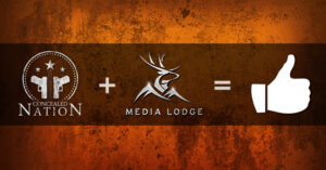 PRESS RELEASE: Concealed Nation Joins Forces With Media Lodge For Partnership Through 2018