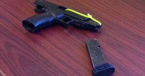 Loaded Gun Left In Rental Car By Concealed Carrier, Later Found By 6-Year-Old