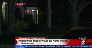 KNOW YOUR COMPANY: Homeowner Shoots Home Invader In The Face Five Times, Later Learns It Was A Setup