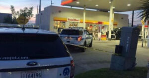 Would You Have? Customer Goes After Robbery Suspect, Gets In Shootout