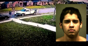 Homeowner Catches Man Snooping Around His Car – Makes A Citizen's Arrest; Would You Have Done The Same?