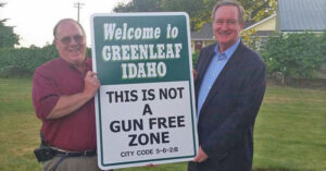 """City In Idaho Will Soon Be Putting Up """"This Is Not A Gun Free Zone"""" Signs, Because AWESOME"""