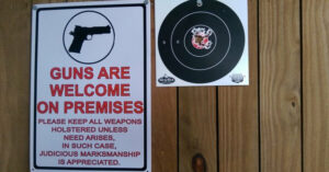 "Alabama Senator Thinks He's Got a Fix For ""Gun Free Zones"""