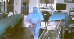[VIDEO] Robber Tries Make Off With $100K In Jewelry — One Store Owner Objects