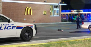 Armed Robbery Suspect Cries Foul After Getting Shot By Bystander — Rushes For Safety Into McDonald's