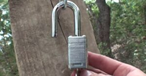 [VIDEO] How Much Truth Is There To Shooting A Lock Off A Door Like You See In The Movies?