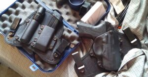 #DIGTHERIG – Joe and his Beretta Px4 Compact 9mm