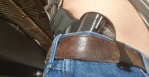#DIGTHERIG – This Guy and his Glock 23