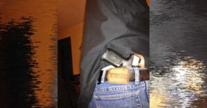 #DIGTHERIG – Brian and his S&W SD40VE or Taurus PT140 Millennium G2