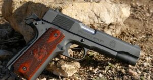 Obama Signs Law That Allows Public Sale of Surplus U.S. Army 1911s