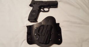 #DIGTHERIG – Mark and his FNH FNS 9mm