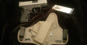 #DIGTHERIG – Justin and his Springfield XD Mod.2 9mm