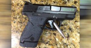 #DIGTHERIG – Jeffrey and his S&W M&P Shield 9mm
