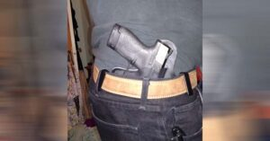 #DIGTHERIG – Anthony and his S&W M&P Shield 9mm