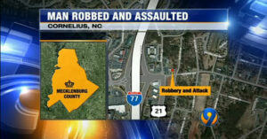 Armed Robber At Gas Station Pump Shot At By Armed Citizen