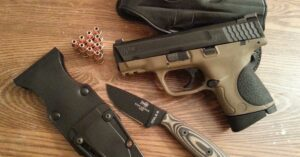 #DIGTHERIG – Matthew and his Smith & Wesson M&P 9c