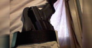 #DIGTHERIG – This Guy and his Glock 17