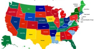 How Many Guns Does Your State Have? A Look At The Numbers, Plus Comparisons To Other Countries
