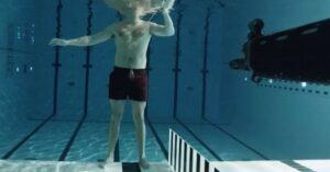 [VIDEO] Scientist Shoots Gun At Himself Underwater… Because Science?