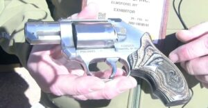 VIDEO – Hands On With Kimber's First Revolver, The K6s