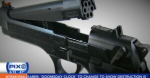 10 Years In Prison For Prop BB Gun? Welcome To New Jersey!!