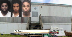 THREE STOOGES: Armed Intruders Drop Shotguns And Run After Homeowner Unloads Revolver In Their Direction