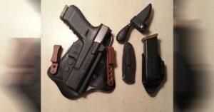 #DIGTHERIG – Francisco and his Glock 22