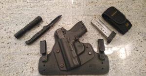 #DIGTHERIG – Michael and his M&P Shield 9mm