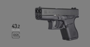 GLOCK Teases A New Model 43, Answering Customer Requests To Double Capacity