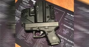 #DIGTHERIG – JDC and his Glock 27