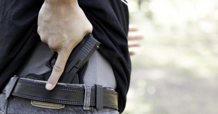 Permitless Concealed Carry Overwhelmingly Passes Missouri House