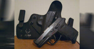 #DIGTHERIG – Jerald and his SCCY CPX-2 in an Alien Gear Holster