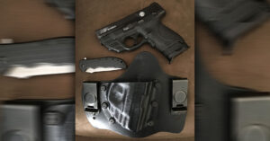 #DIGTHERIG – Greg and his Smith & Wesson M&P Shield in a Firewall Holster