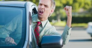 Reader Experienced Road Rage; Where Is The Line To Draw… For When You Can Draw?