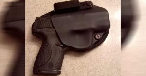 #DIGTHERIG – Michael and his M&P Shield in 9mm in a StealthGearUSA Holster