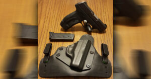 #DIGTHERIG – Dave and his Ruger LC9S-PRO in an Alien Gear Holster