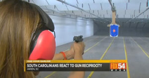 SC Residents Can Finally Venture Into GA With Their Concealed Firearms