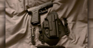 #DIGTHERIG – Mike and his Glock 19 in a Minatour Holster