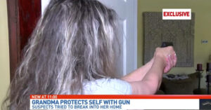 """Grandma Confronts Intruders With Gun, Wins: """"I Decided That It's Either Them Or Me"""""""